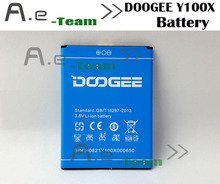 New Doogee Y100X Battery 2200mAh High Quality Repalcement Accessory Backup Bateria For DOOGEE NOVA Y100X Free Shipping+In Stock(China (Mainland))