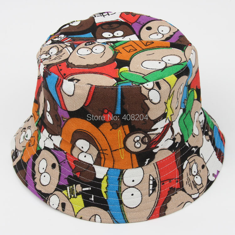 New design top quality cotton kids bucket hat fiherman beach sunhat cute cap sunmmer and spring outdoor sport sun caps(China (Mainland))