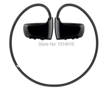 W262 Water Resistant Neckband Sport FM Mp3 Music Player with TF Slot For Running and Leisure.