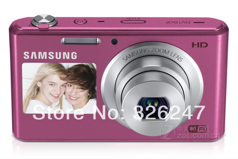 Wholesale licensed Samsung 3 inch screen DV150F digital camera 16.6 million pixel digital camera genuine self high definition(China (Mainland))
