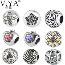 Amazing Unique Design Mixed Style Beads fit for Pandora Necklace Bracelet DIY Jewelry Accessories(China (Mainland))