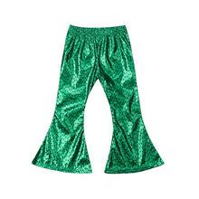 2018 Yenilik Çocuk Kız Kaplama Mermaid Tayt Çan Alt Pantolon Moda Elastik Bel Uzun Alevlendi Pantolon Kız Elbise 2-7Y(China)