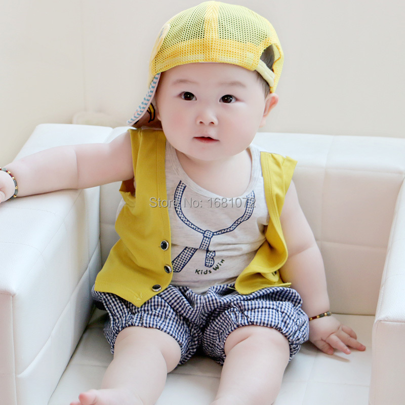3 6 Month Baby Boy Summer Clothes