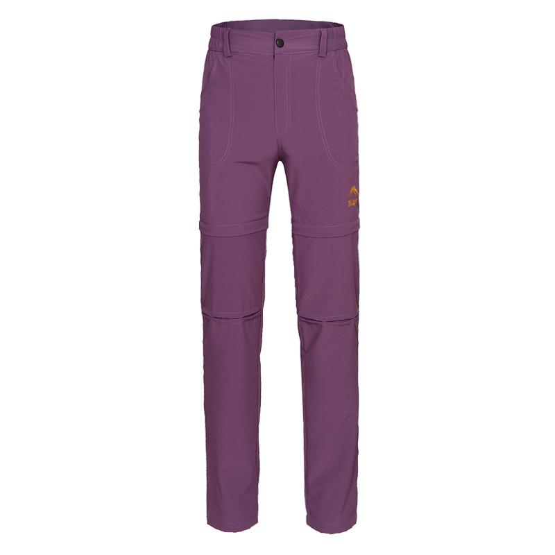 Original Fleece Warm Softshell Pants Women Winter Hiking Camping Fleece Pants