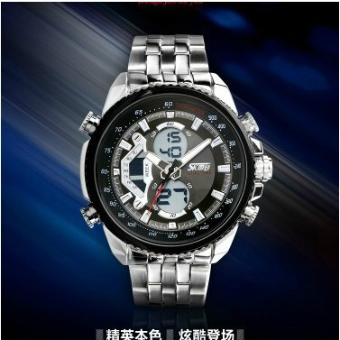 2014 New! Top brand mens luxury fashion designer items, mens multifunction electronic watch free shipping<br><br>Aliexpress