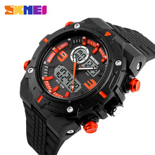 2016 Men brand SKMEI watches men LED wristwatch quartz casual watch. military wristwatches.clocks relogio masculino 1156