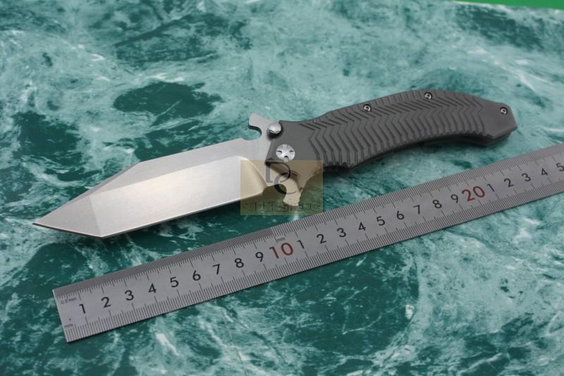 Wild boar version Darrel Ralph AXD 3D TANTO folding knife The Expendables 9cr18mov TC4 titanium alloy
