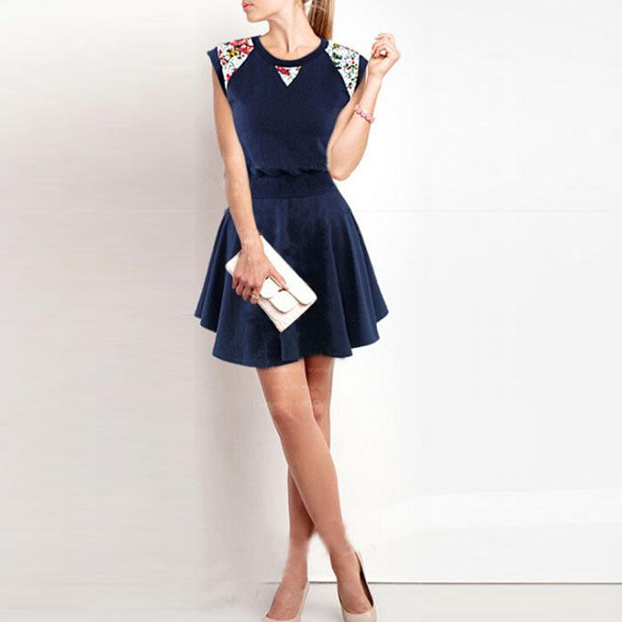 купить Женское платье YF 2015 Vestidos ZZS1709 недорого
