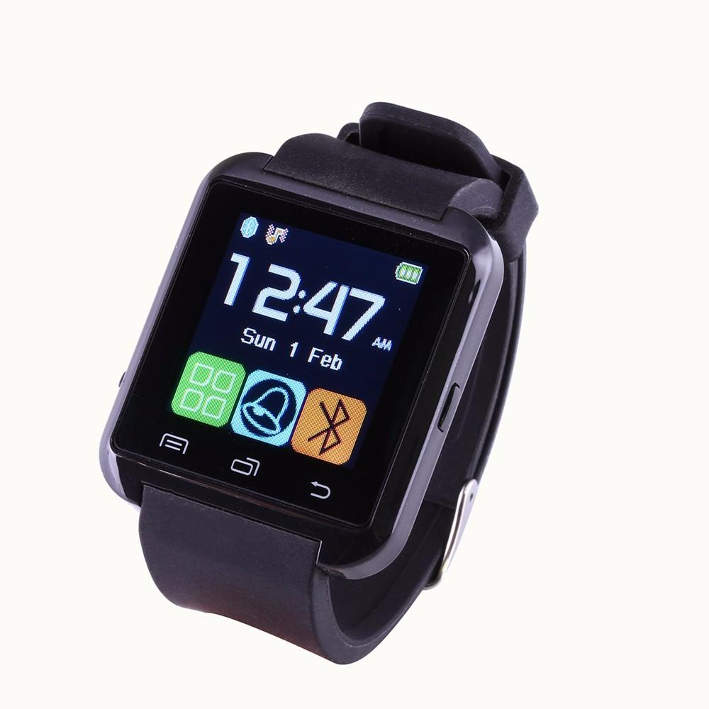 Bluetooth Smart Watch Smartwatch U8 U80 U MTK Handsfree Digital-watch Bracelet Sport wristband for Android iPhone