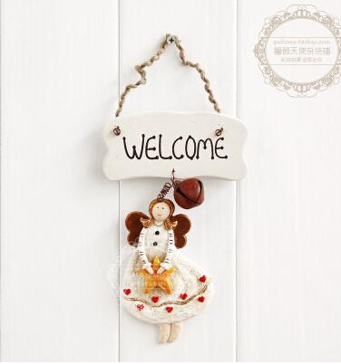 Comparer les prix sur decorative shingles online for Decoration porte bienvenue