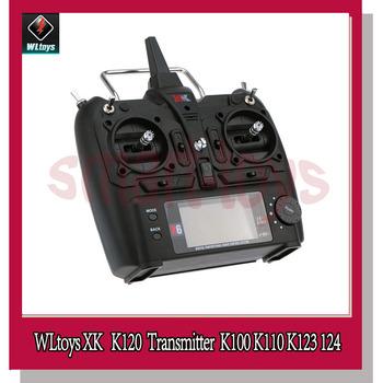 K120 Transmitter / X6-001 Remote Controller for WLtoys XK K120 K123 K124 K100 K110 X6 X350 RC Helicopter Parts
