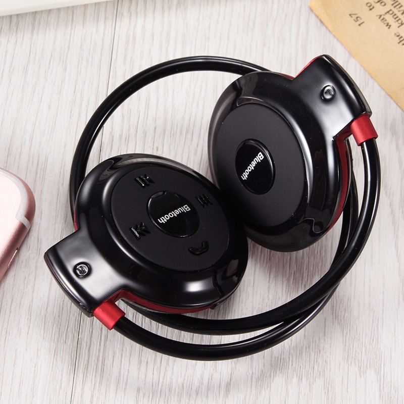MINI503 New Arrival Perfect mini sport bluetooth wireless headphones Music Stereo Bluetooth Earphones phone Computer PC headset