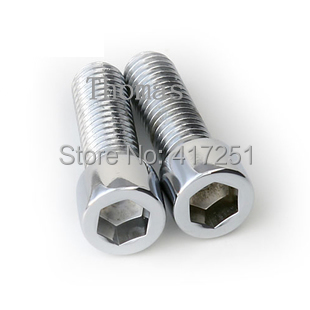 Гаджет  Low price 1 piece Metric Thread M5*25mm Stainless Steel Hex Socket Bolt Screws None Аппаратные средства