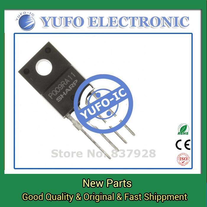 Free Shipping 10PCS PQ09RA11 genuine authentic [IC REG LDO 9V 1A TO220-4]  (YF1115D)
