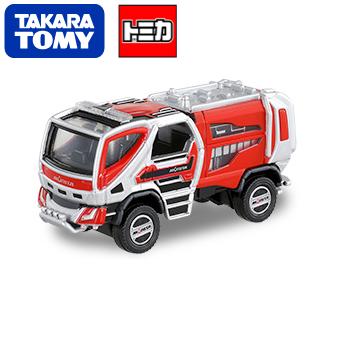 Tomica Tomy 100% Original No.02 Fire Truck Asian Limited Black Box 1/100 Car Model Matchbox (Silver Mica Metalic) Children Toy(China (Mainland))