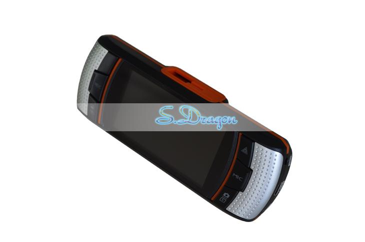 Новое поступление F90G HD 1920 x 1080 P 20FPS H.264 с двумя объективами автомобильный видеорегистратор 2.7