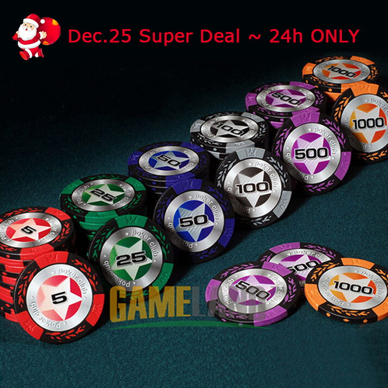 star poker chips