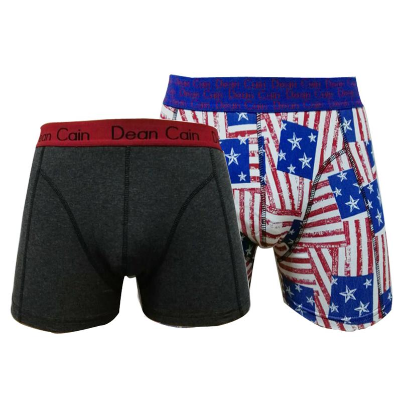3pcs/lot Brand boxer men 40 color big size underwear men cotton breathable sexy Boxer Shorts calzoncillos hombre(China (Mainland))