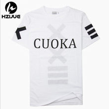 20 color 2015 Euramerican Pop Fashion Suprem T shirt Men and Women Brand HBA Men s