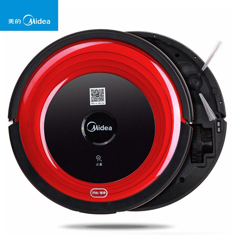 Midea Multifunctional Intelligent Robotic Vacuum Cleaner Self-Charge Home Appliances Sweep Vacuum R1-L083B(China (Mainland))