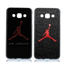 Air Jordan Michael Basketball NBA Case Cover for Samsung Galaxy A3 A5 A7 A8 J1 J5 J7 Note 2 3 4 5 Sports Brand Jordan Logo Shell(China (Mainland))