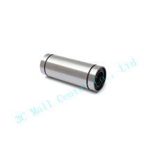 4pcs lot LM6LUU long type 6mmx12 mm x35mm 6mm linear ball bearing bushing for linear guide