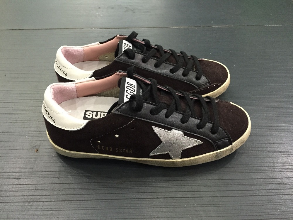 Freeshipping GOLDEN GOOSE men / womans fashion  Sneakers  lover shoes <br><br>Aliexpress