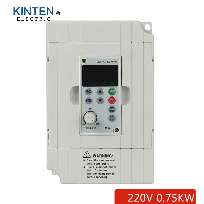 0.75KW 4A 220v single phase input and 220v 3 phase output motor speed controller/ac drives/frequency inverter(China (Mainland))