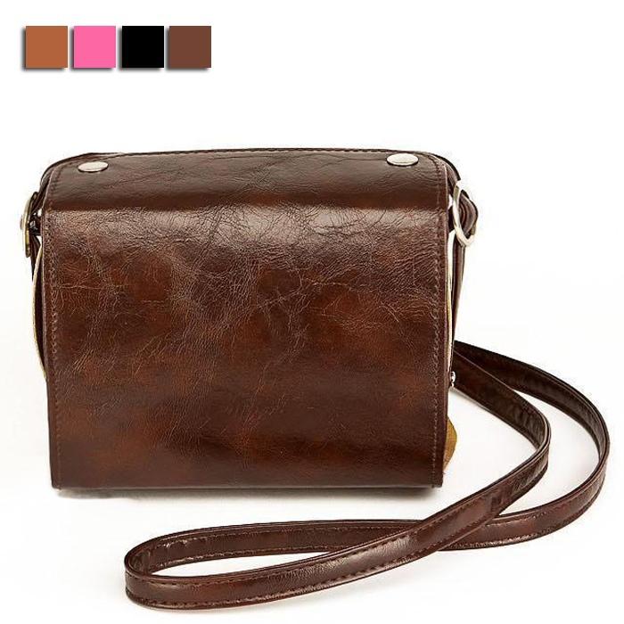 Fashion Retro diagonal Handbag camera bag ladies PU shoulder bag women Bag women leather handbags Purse ZB0064/K<br><br>Aliexpress