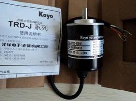 Rotary encoder KOYO TRD-J1000-RZ
