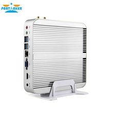 Intel Core i5 4200u i3 4010u/ 5005u 4K Fanless Business Desktop PC with 300M WIFI Linux Windows Embedded