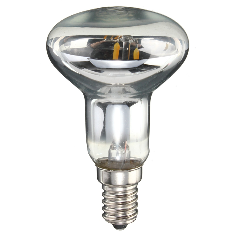 Best Price E14 R50 2W 200Lumen Pure Warm White LED Retro Vintage Edison Light Lamp Bulb Energy Saving Non Dimmable AC220V(China (Mainland))