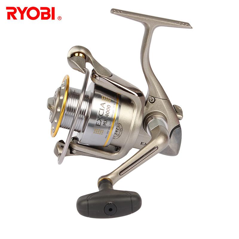 100% Original RYOBI Brand Spinning Reels 8+1BB Max Drag 6kg Fishing Reel Fishing Wheel Carp Fishing<br><br>Aliexpress