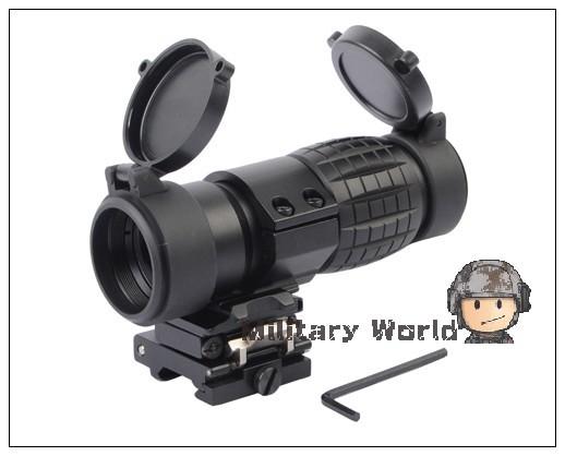 Винтовочный оптический прицел Military World Airsoft 301 3 x/fts QD 9610