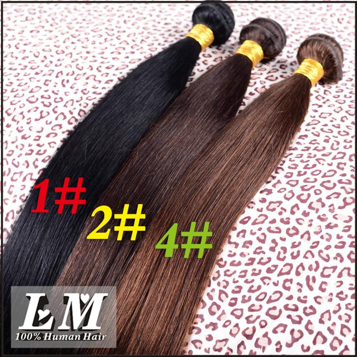 "Cheap Brazilian Virgin Hair Straight Remy Human Hair Weave 3bundles 8""-30"" Rosa Hair Products Brazilian Straight Hair Extension(China (Mainland))"