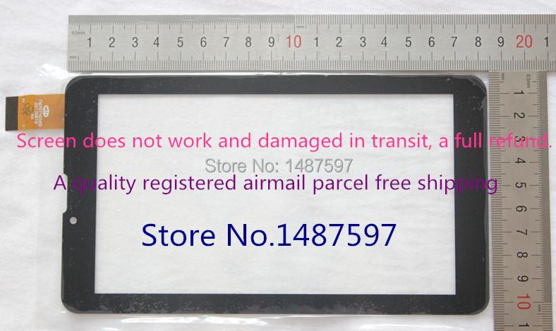 Free shipping 10Pcs Lot Original cable CTD FM707101KD KE KC 7 inch 707101 touch screen tp