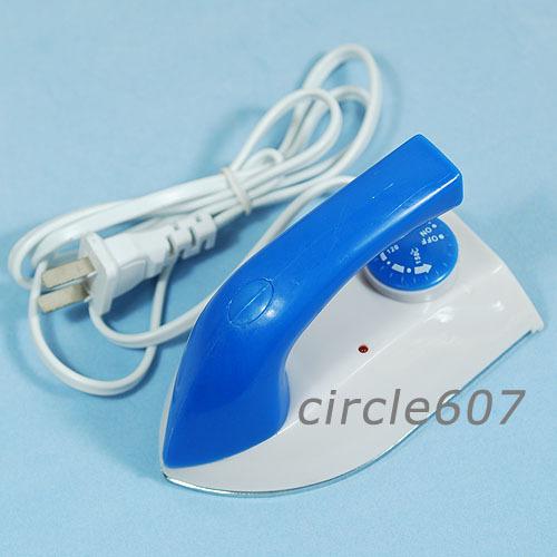 Гаджет  G104Free Shipping Blue Travel Equipment MINI Travelling Electric Iron None Бытовая техника