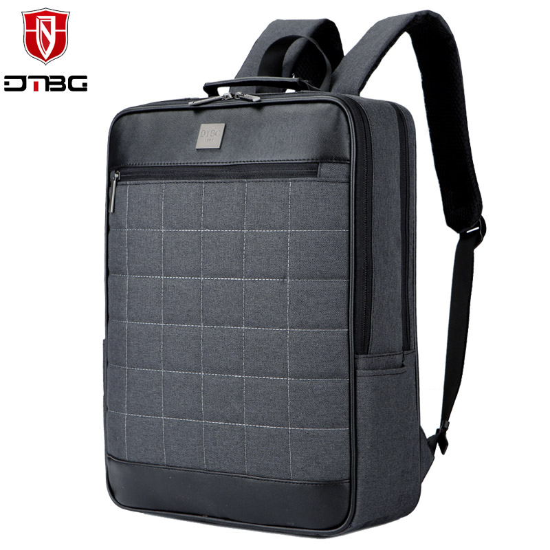 DTBG High Quality Business Men Women Laptop Backpacks 15.6 inch Outdoor Sports Travel Backpacks for Macbook LENOVO Laptop Bags(China (Mainland))
