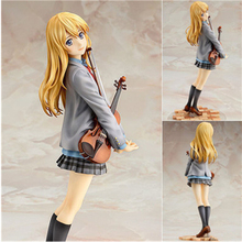 [PCMOS] Anime Your Lie in April Miyazono Kaori 1/8 Scale Painted PVC Figure New In Box 5624