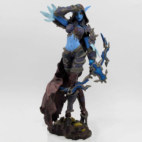 DC Unlimited WOW World of Warcraft SERIES 6 DC 6 Forsaken Queen: Sylvanas Windrunner Action Figure Collectible Toy<br><br>Aliexpress