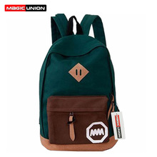 2016 New Woman Backpack Hot Sale New Women School Bag Printing Backpack School Backpacks Fashion Canvas Backpacks Women's Bags(China (Mainland))