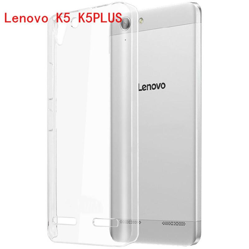 Case lenovo k5 k5 plus Silicone Cover Case lenovo k5 k5 plus Soft TPU Phone Cover Protective Bags