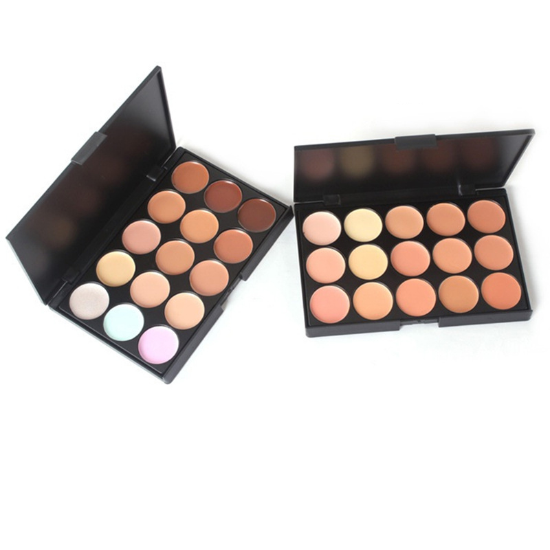 Hot Sale 15 Colors Options Fashion Crazy Feng Concealer Foundation Best Friend Gift Women Makeup Face Foundation(China (Mainland))