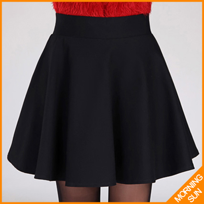 new fashion brand 2015 no use miniskirt  Pleated skirt #0243