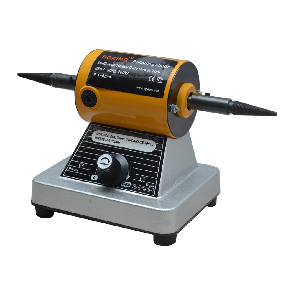 Free-Shipping-Mini-bench-grinder-Buff-polishing-machine-for-jewelry-tools-and-equipment-jewelry-polishing-machine 6 Bench Grinder Reviews