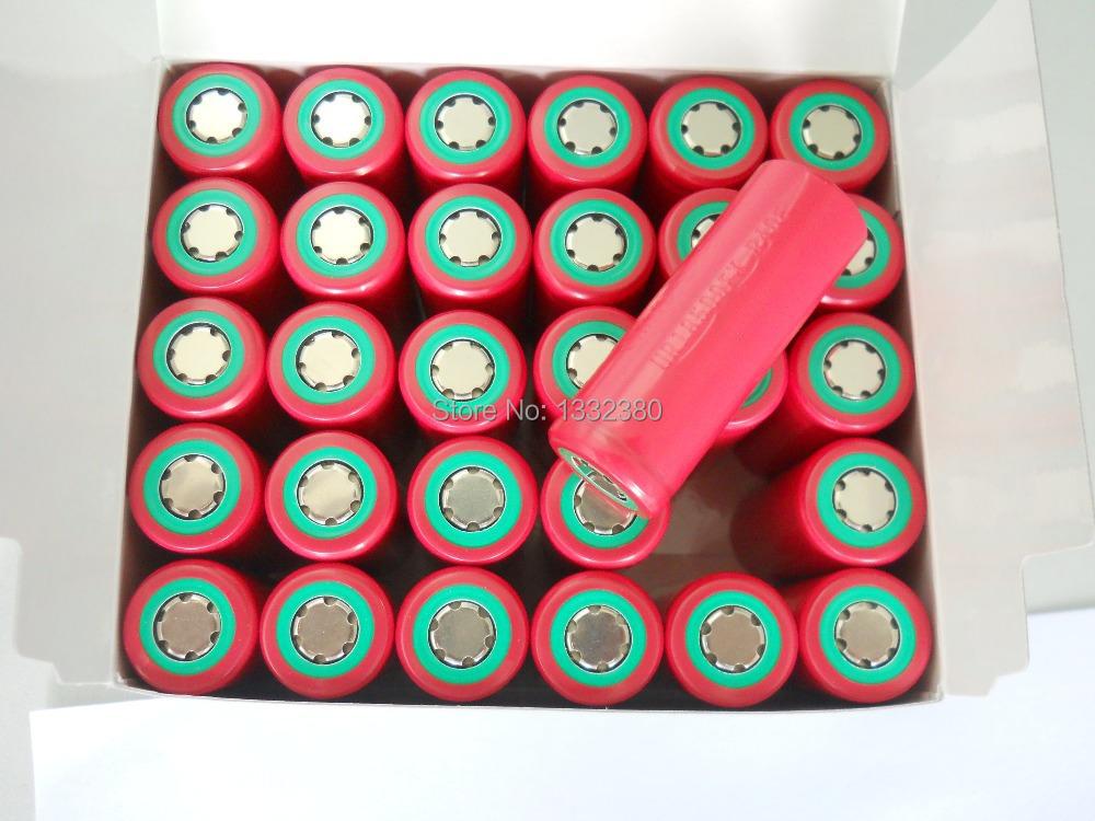 (240pcs/lot free shipping) SANYO 18500 UR18500FK 1620mAh Li-ion Battery cell 3.7V<br><br>Aliexpress