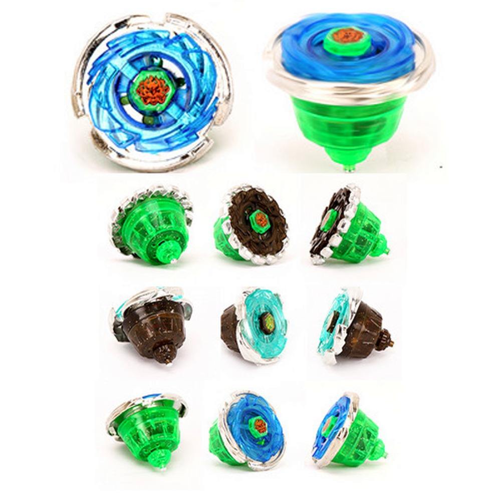 New Beyblades 5D musical spinning top 6cm metal spin top classic fusion electronic toys for boys beyblade toys Free shipping(China (Mainland))