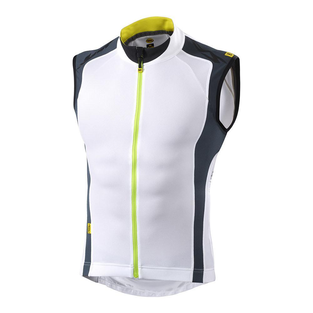 2015 men's Mavic Cyling Vest sports wear cycling jersey bike wear clothes sleeveless Ciclismo 28.99 usd for spring(China (Mainland))