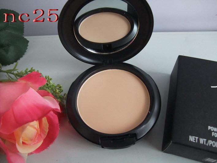 Novo 2015 2em1 maquiagem rosto po compacto Make up po solto Bare mineralize skinfinish natural po mineral Palette para enfrentar(China (Mainland))