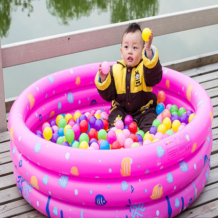 2016 PVC air mattress piscina Inflatable Swimming Pool Toddler Baby swim pool piscine inflatable Including the repair tool(China (Mainland))